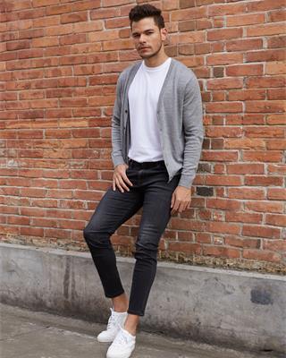 2018年春夏新款 男士牛仔裤