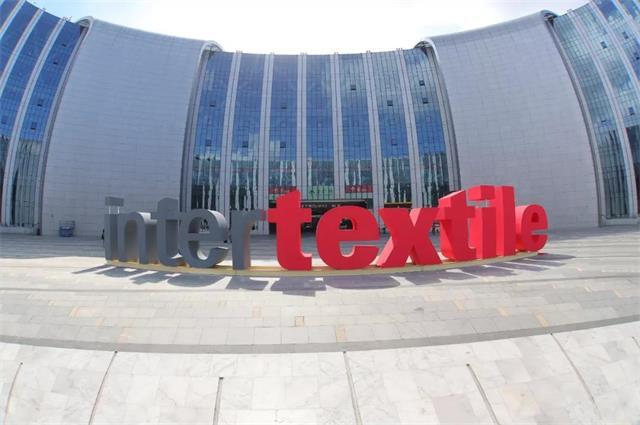 Intertextile展:丰泽纺织亮相金秋上海